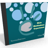 Das Meditations-Experiment - CD