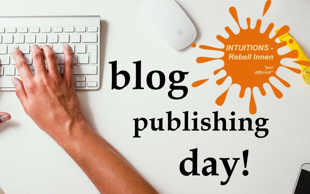 #6 Blog Publishing Day